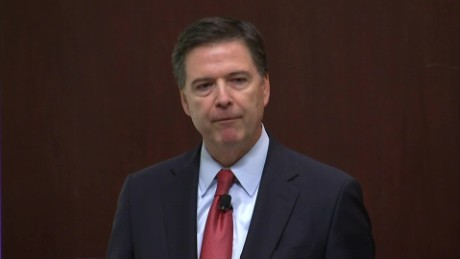 FBI Director: Some officers 'feel under seige'