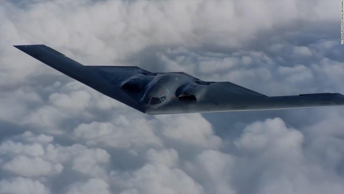 new stealth bomber s cost is under the radar cnnpolitics