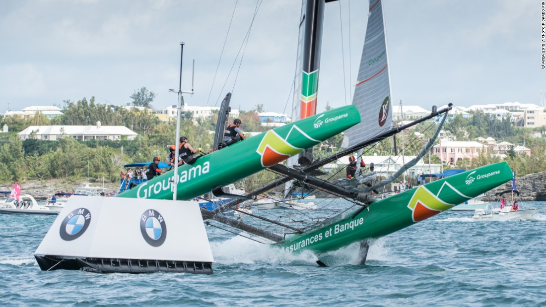 "The ""Super Sunday"" proved to be even more crucial, with extra points on offer due to racing on day one having to be canceled early because of a lack of wind."