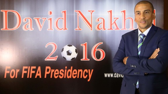 Ex-Trinidad and Tobago captain David Nakhid submitted his candidacy earlier this month. Nakhid also played for the likes of PAOK of Greece and Malmo of Sweden. However, on October 28, Nakhid was omitted from FIFA