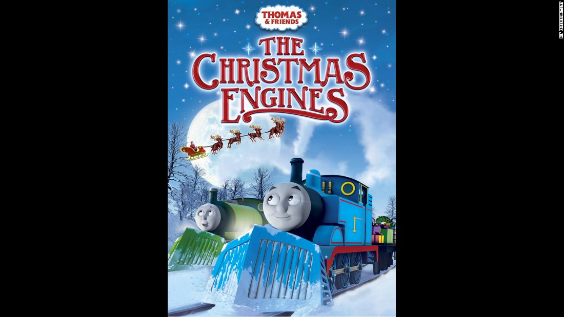 "<strong>""Thomas & Friends: The Christmas Engines""</strong>: Thomas and his friends are ready to be Santa's engine helpers in this children's film. <strong>(Netflix) </strong>"
