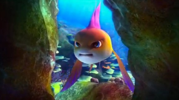 """<strong>""""The Reef 2: High Tide""""</strong>: This animated sequel features Pi the fish and his friends on the reef. <strong>(Hulu) </strong>"""
