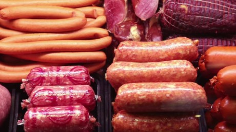 Changing meat habits can lead to longer life, the study suggests