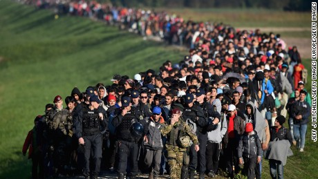 Migrant crisis reaches new high in Europe, U.N. agency says