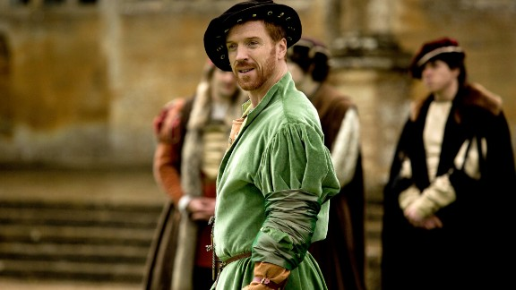 """<strong>""""Wolf Hall""""</strong>: The life of Thomas Cromwell in King Henry VIII's court (Damien Lewis, center, is Henry) is at the center of this drama. <strong>(Amazon Prime) </strong>"""