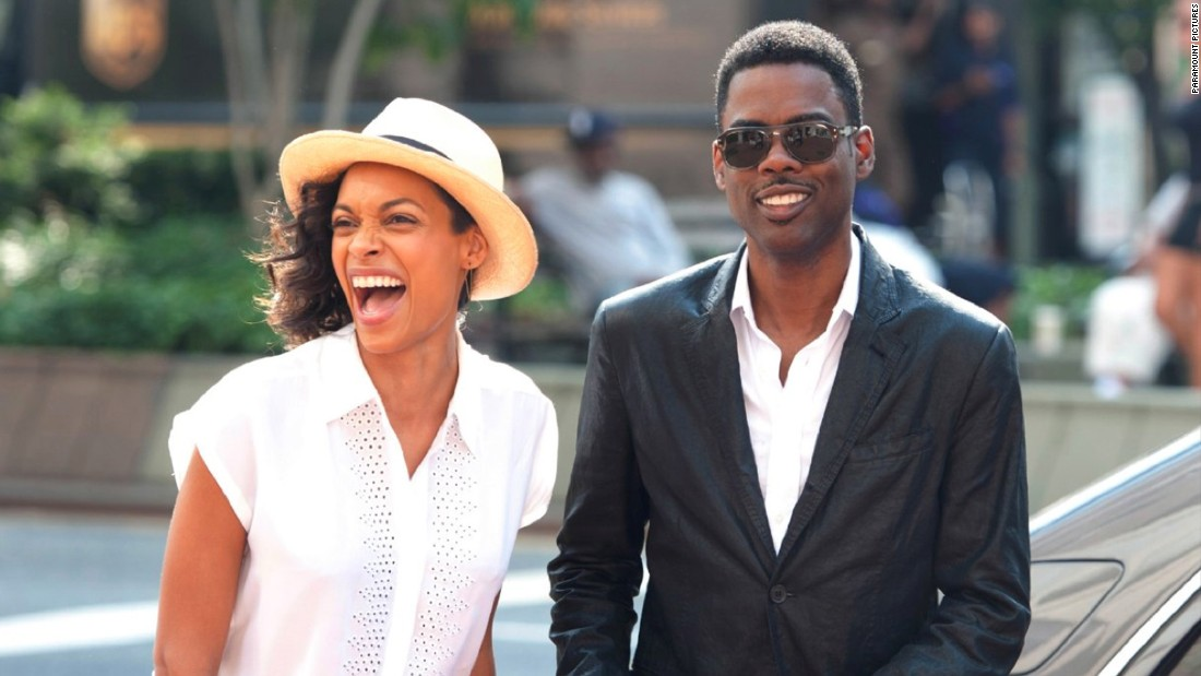 "<strong>""Top Five""</strong>: Rosario Dawson and Chris Rock star in this film about a struggling comic, written and directed by Rock. <strong>(Amazon Prime) </strong>"
