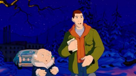 """<strong>""""Adam Sandler's Eight Crazy Nights""""</strong>: Sandler co-wrote and stars in this animated holiday project that is definitely geared toward adults. <strong>(Amazon Prime)</strong>"""