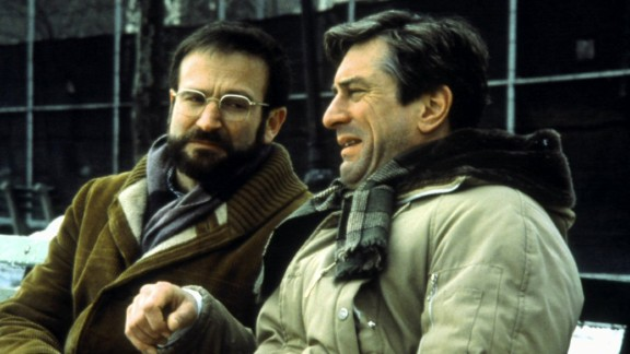 """<strong>""""Awakenings""""</strong>: The late Robin Williams, left, was critically acclaimed as a character based on neurologist Oliver Sacks.  Robert De Niro co-stars. <strong>(Amazon Prime) </strong>"""
