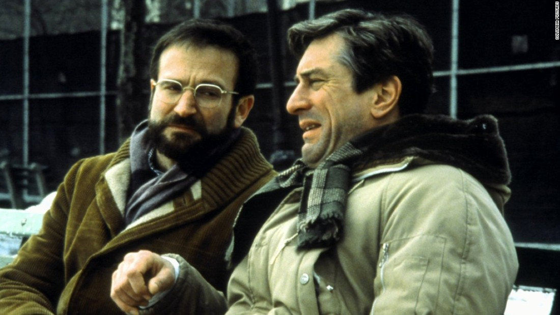 "<strong>""Awakenings""</strong>: The late Robin Williams, left, was critically acclaimed as a character based on neurologist Oliver Sacks.  Robert De Niro co-stars. <strong>(Amazon Prime) </strong>"