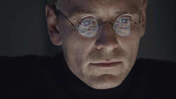 "<strong>Best screenplay</strong><strong>: </strong>Aaron Sorkin, ""Steve Jobs"""
