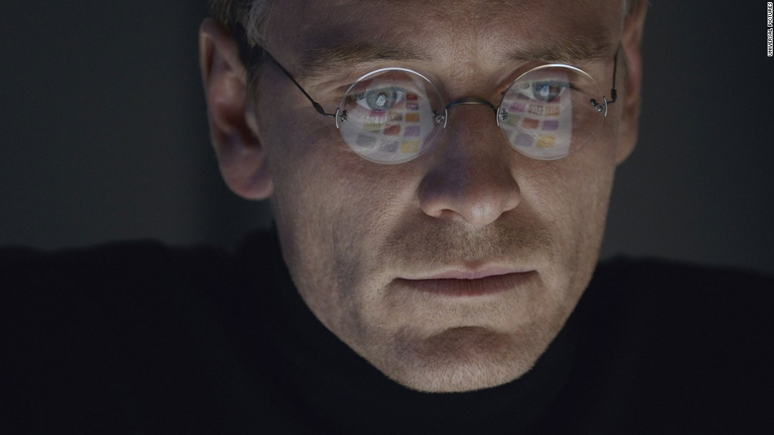"<strong>Best screenplay</strong><strong>: </strong>Aaron Sorkin, ""Steve Jobs"""