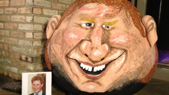 Prince Harry made headlines after naked photos of his highness surfaced from his August 2012 trip to Las Vegas. Naughty Prince Harry turned into a pumpkin that year.