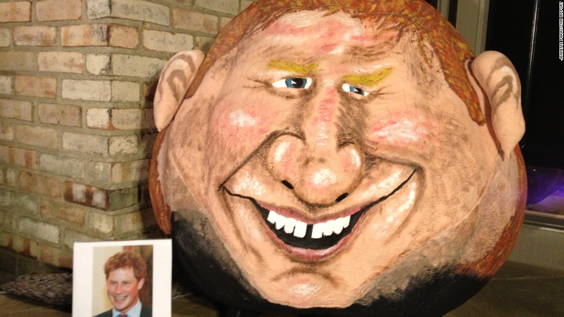"Prince Harry <a href=""http://www.cnn.com/2012/08/22/showbiz/prince-harry-photos/"">made headlines</a> after naked photos of his highness surfaced from his August 2012 trip to Las Vegas. Naughty Prince Harry turned into a pumpkin that year."