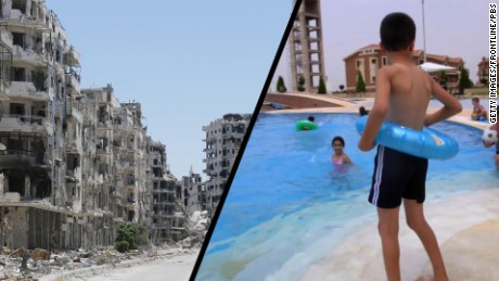 Syria Is Home To This Holiday Resort Cnn Video
