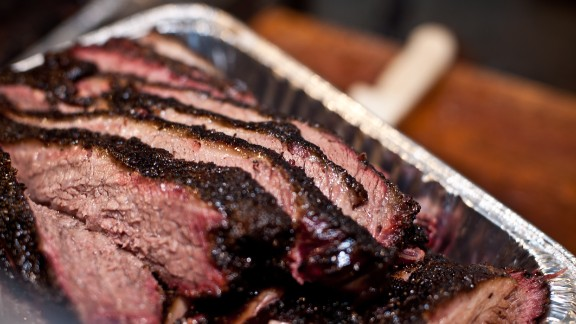 The lines at Franklin Barbecue in Austin, Texas -- a lunch-only venue that sometimes sells-out before it opens -- are legendary. Sometimes, patrons wait five hours for the signature brisket.