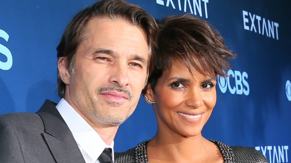 "Olivier Martinez and Halle Berry announced October 27 that they've called it quits after two years of marriage. ""It is with a heavy heart that we have come to the decision to divorce,"" the actors said in a joint statement."