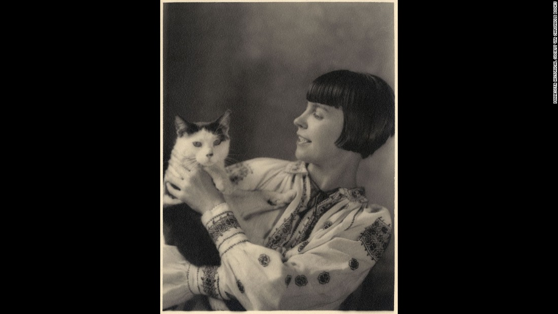 "You knew Wanda Gag was a cat lover from her best-selling 1928 book, ""Millions of Cats,"" which won the Newbery Medal for children's literature. Her intricate drawings, some of which have the eerie dreamlike quality of M.C. Escher's, often feature the feline. Gag herself had many cats at her homes, first in New York's Greenwich Village, and later in New Jersey and New England."