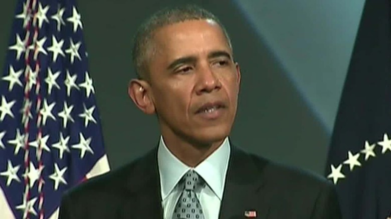 Obama wades into 'Ferguson effect' controversy