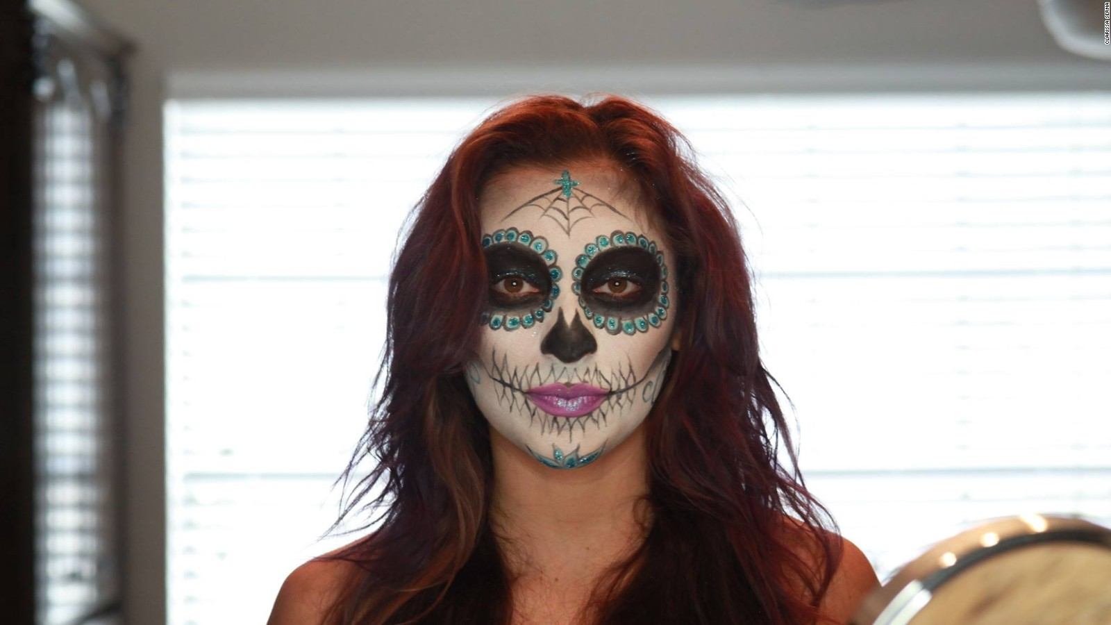 Day of the dead brings creativity to life cnn baditri Images