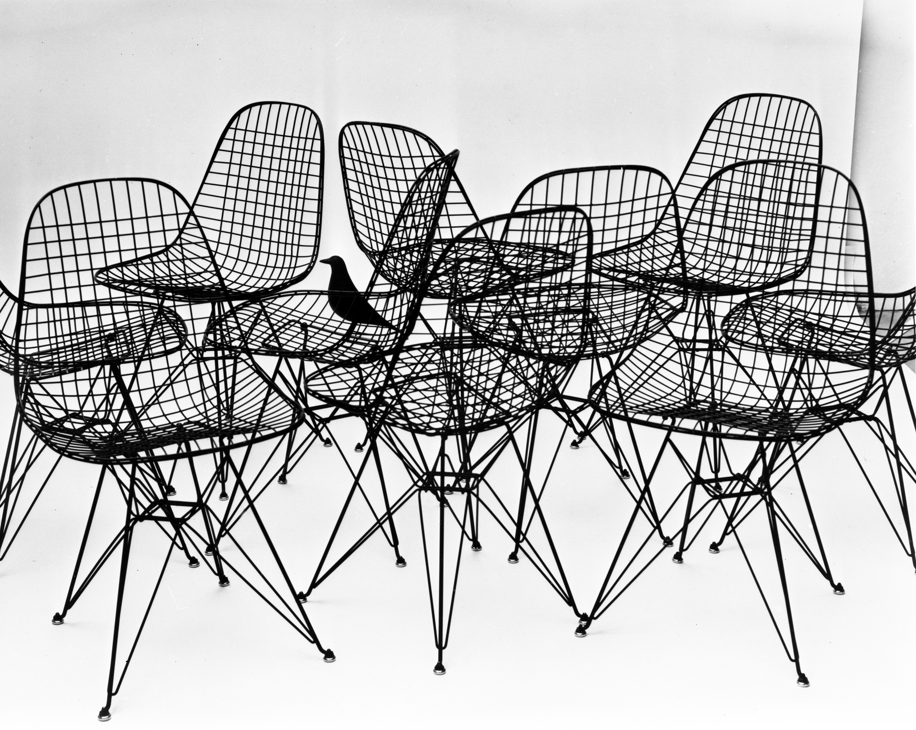 inside the world of design s most illustrious couple cnn style 50s and 60s Furniture