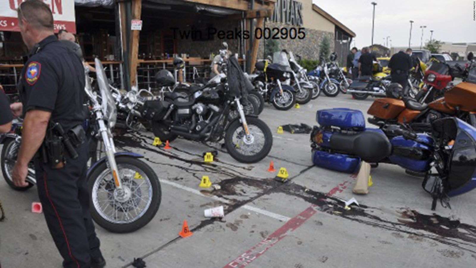 motorcycle shooting vs  New video shows angle on how Waco biker shootout begins - CNN