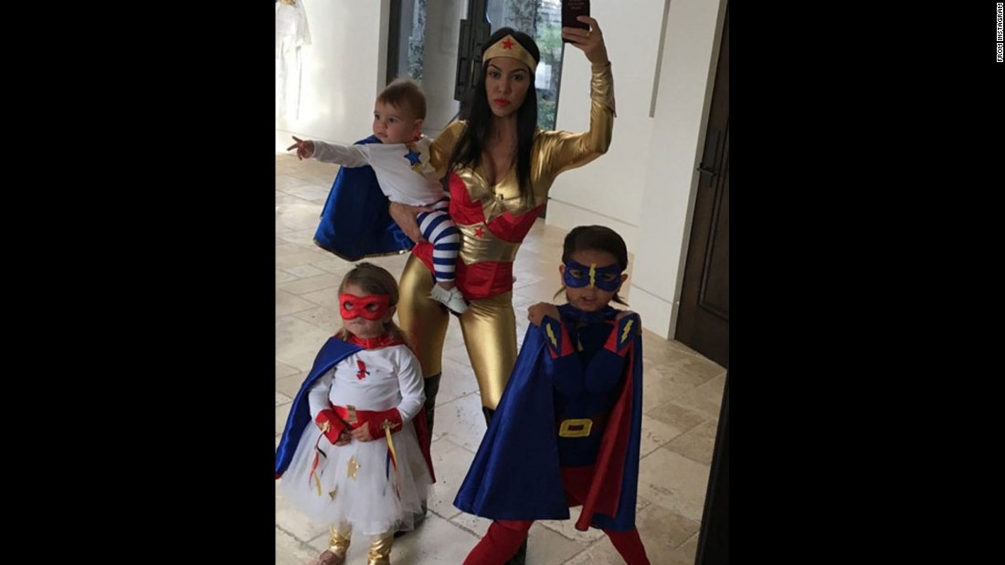 Celeb Kids' Cutest Halloween Costumes - Us Weekly