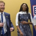 Prince Harry Michelle Obama Jill Biden