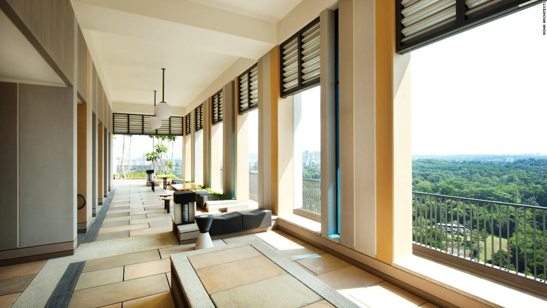 Luxury Hotel No Public Housing Singapore style CNN
