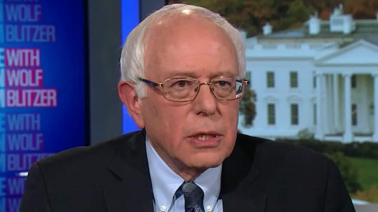 Bernie Sanders: 'We will respond forcefully' to attacks