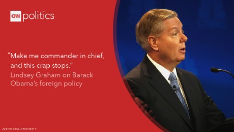 Memorable quotes from the Republican debate