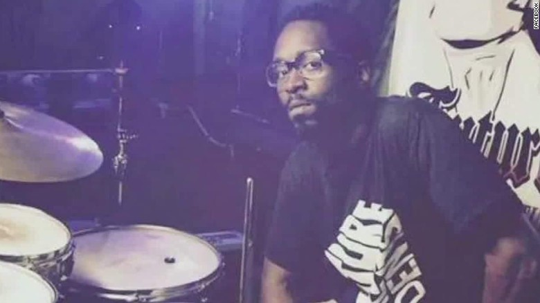 Family of drummer killed by officer wants answers