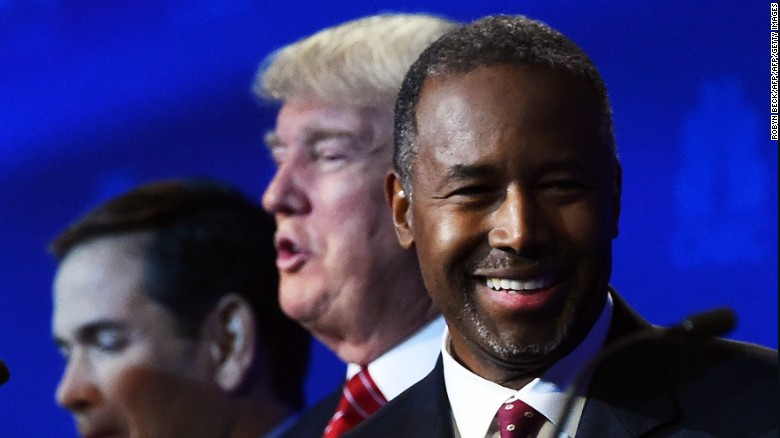Supporters explain why they like Ben Carson