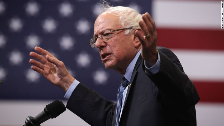 Sanders toughens approach to Clinton