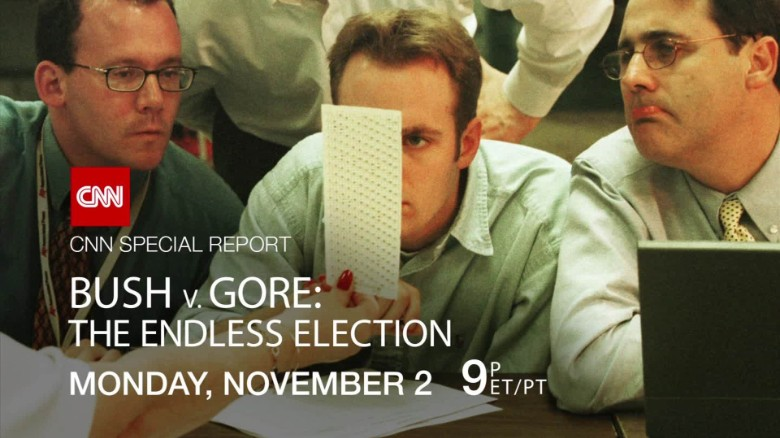 Who Really Won Bush Gore Election Cnnpolitics