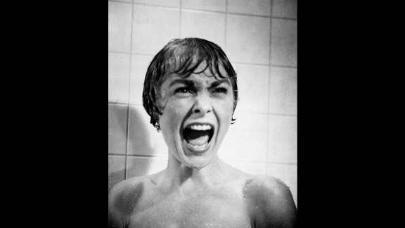 "The gripping ""Psycho"" (1960) may have been the closest director Alfred Hitchcock came to pure horror. The film's shower scene, starring Janet Leigh, still has the power to shock, and motel manager Norman Bates (Anthony Perkins) remains one of cinema's creepiest villains."