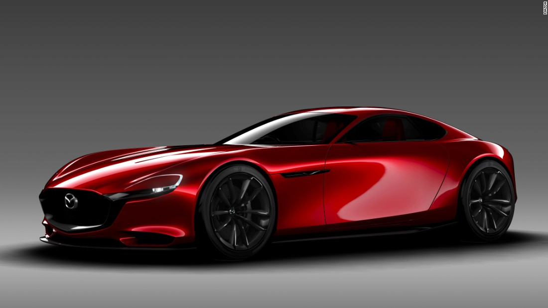 Tokyo Motor Show Future Trends CNN Style - Sports cars japan