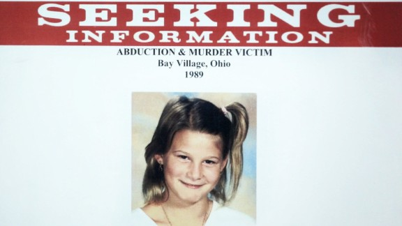 Amy Mihaljevic was kidnapped from a shopping plaza in Bay Village, Ohio, in 1989.