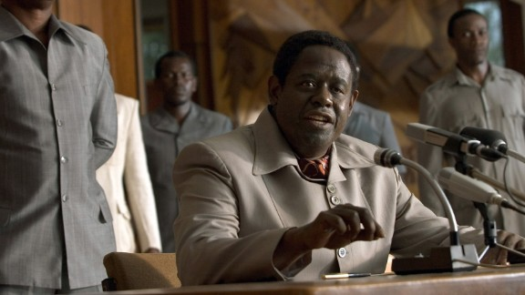 """Forest Whitaker won an Oscar for his performance as the imposing Idi Amin, the onetime ruler of Uganda, in the 2006 film """"The Last King of Scotland."""""""