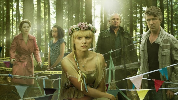 """<strong>""""Mayday""""</strong>: A 14-year-old girl goes missing ahead of her central role in the local Mayday pageant in this British series. <strong>(Acorn TV)</strong>"""