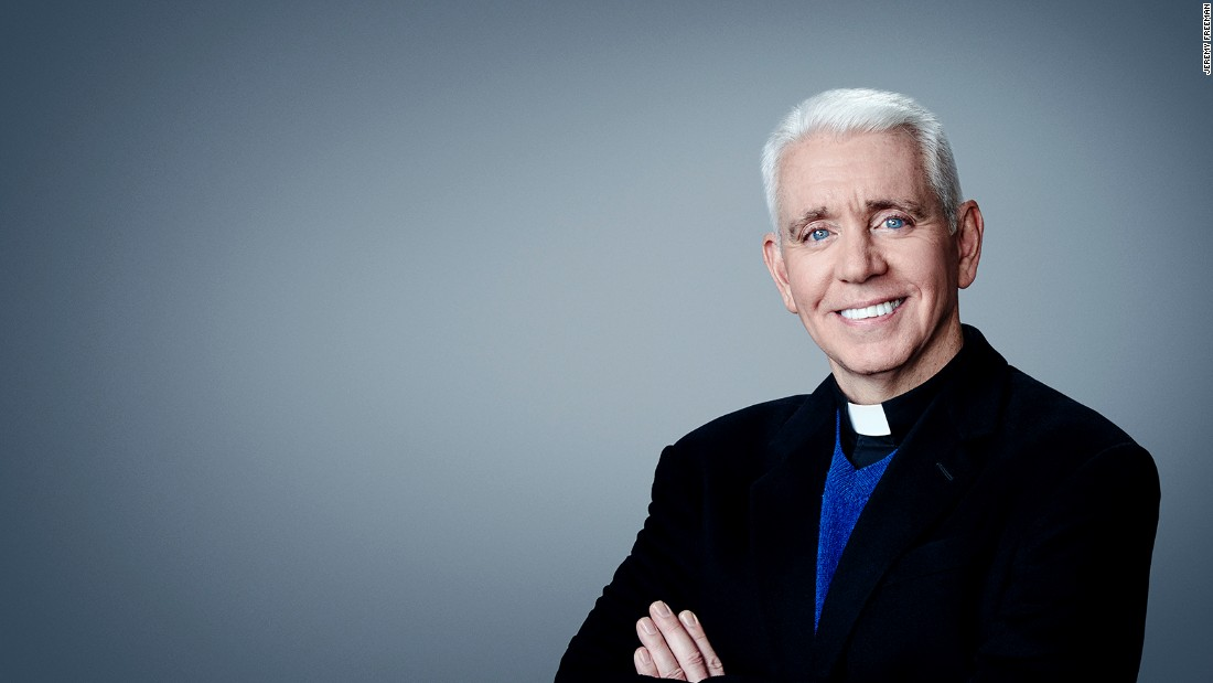 cnn profiles father edward beck religion commentator cnn