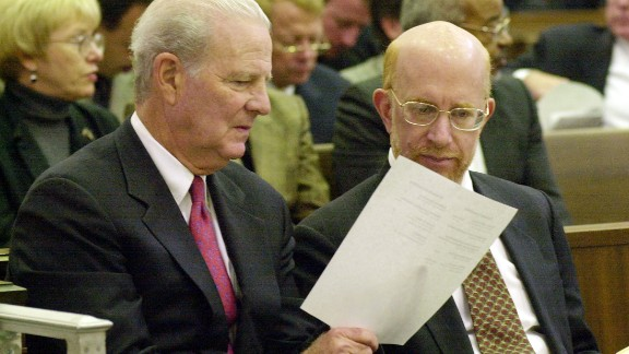 Then: Ben Ginsberg served the Bush-Cheney presidential campaign as national counsel and played a key role in the recount.