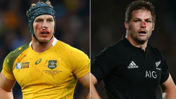 The 2015 Rugby World Cup has reached the final match, with New Zealand to defend its title against arch-rival Australia.