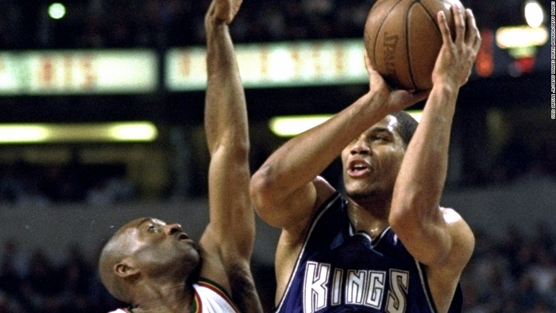 Going back two decades, Tariq Abdul-Wahad became the first French player to play in the NBA in 1997 and he spent six seasons in basketball's most prestigious league.