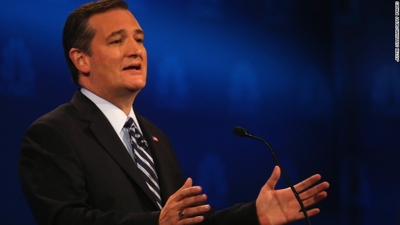 Cruz: ISIS strategy is 'photo op foreign policy'