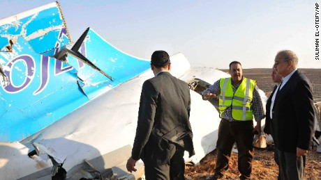 Russian jet crash investigation: The key question