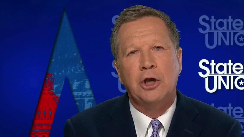 John Kasich on attacks from the right: 'It's so silly'