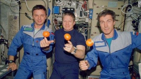 The first crew on the International Space Station arrived on November 2, 2000.