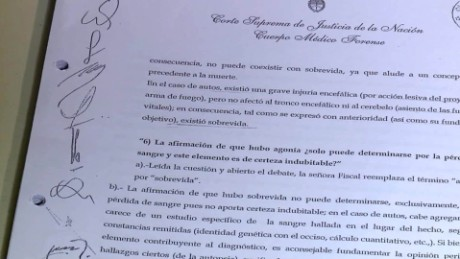 cnnee pkg laje nisman autopsy report new findings_00001023