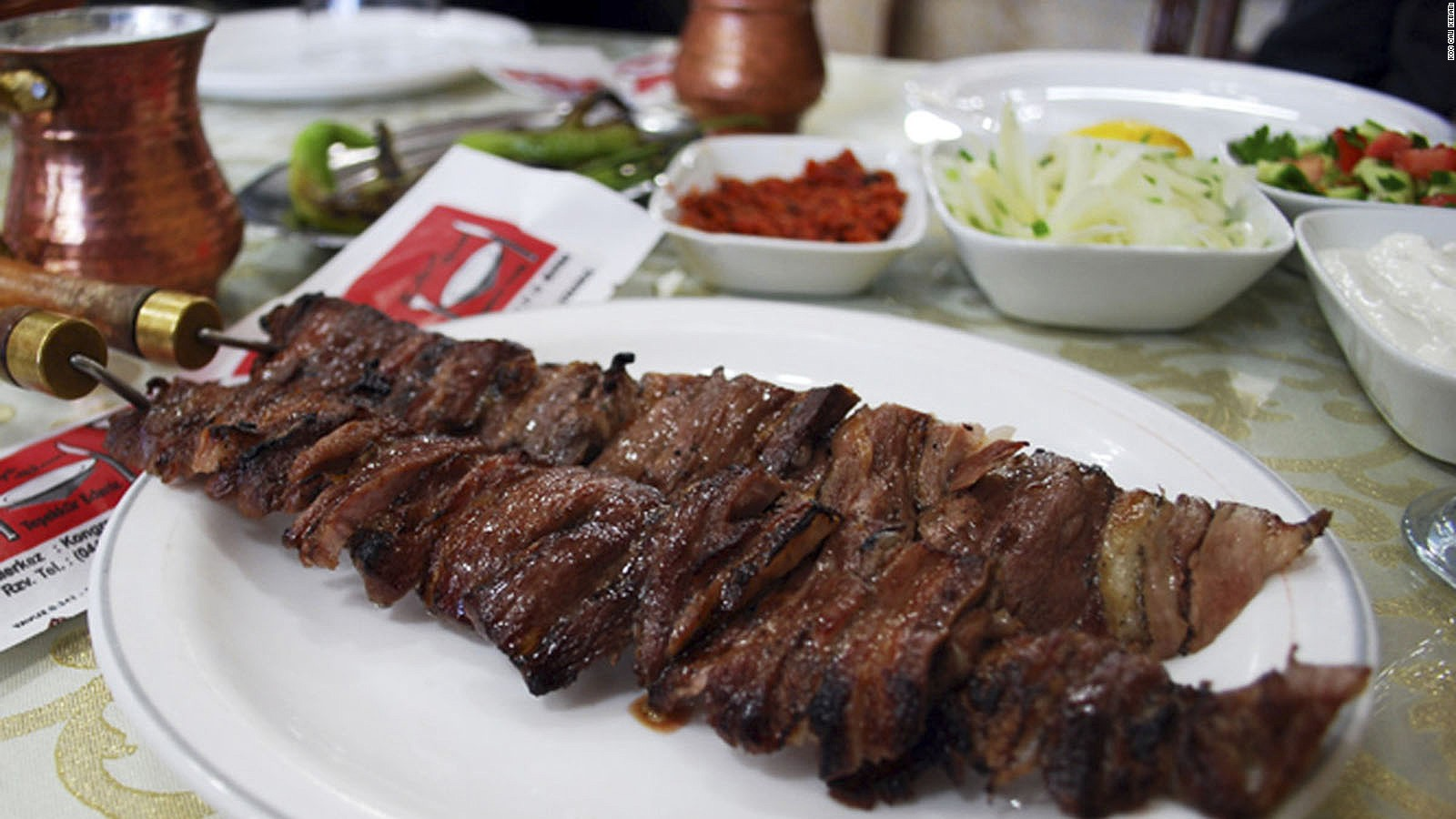 Turkey S Best Kebab Restaurants Cnn Travel