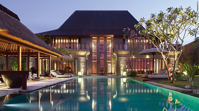 In Bali, Mansion Hotels Take Luxury To A New Level | CNN Travel